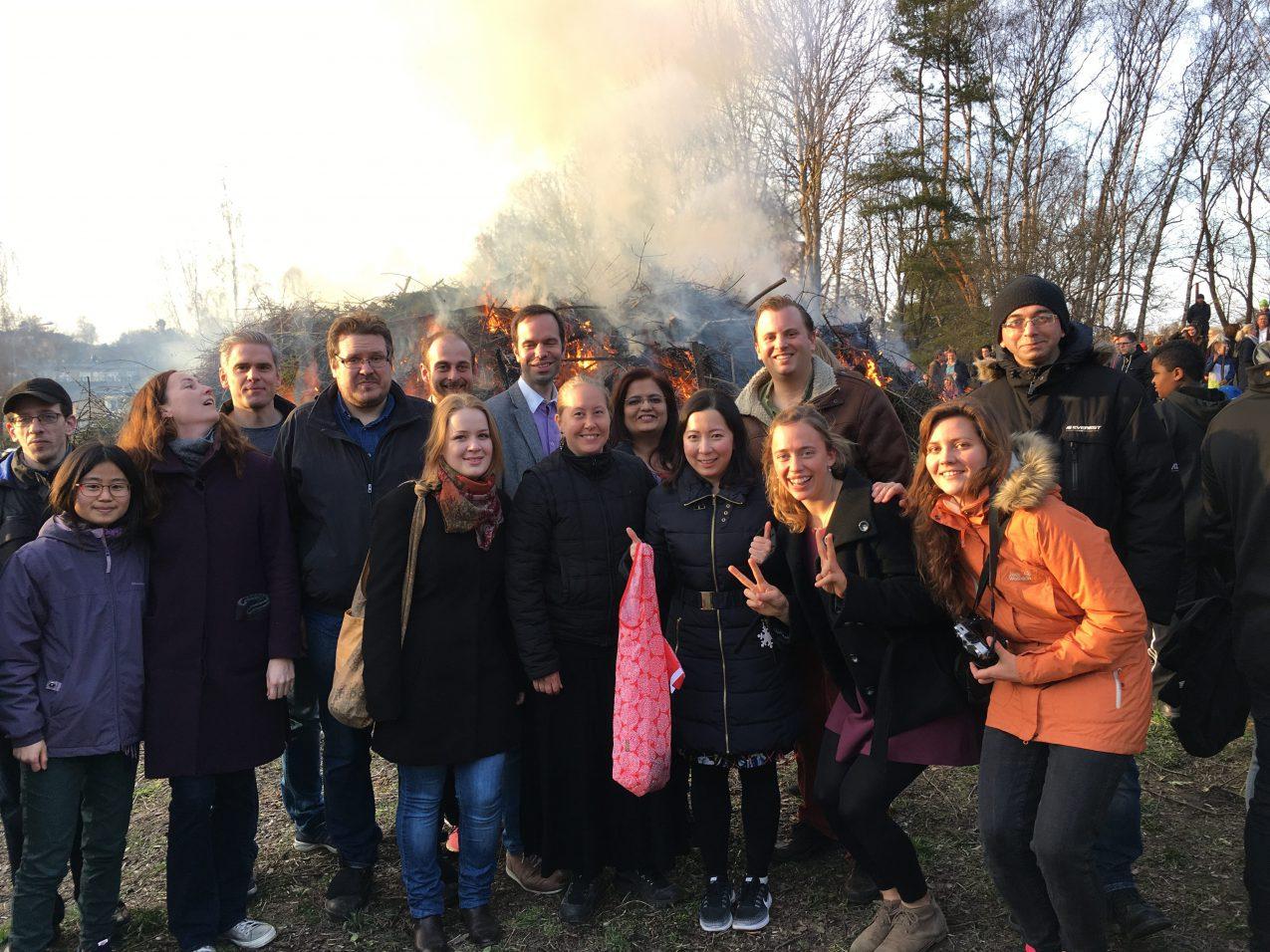 Collective Sunshine Valborg
