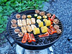 (Vegetarian) BBQ